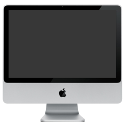 New iMac icon by JamisonX