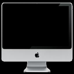 New iMac icon by JamisonX