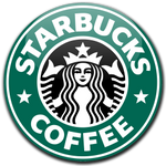 Starbucks icon.