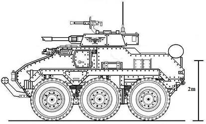 Hussar 6x6 Tank Hunter by 2kuhl4you