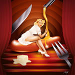 the sausage show by phig