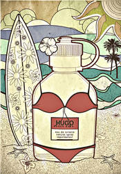 HUGO - bikini by phig