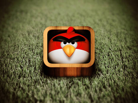 Angry Bird icon