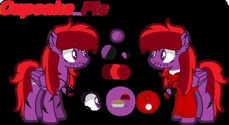 Cupcake_Pie New REF SHEET by CupcakeEdits20