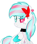 [AT] Cotton Swirl Heart (Vector) by CupcakeEdits20