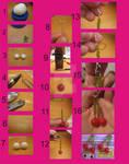 Tutorial: cherry earrings