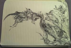 Duality of Bird - View 1 by AveryKroft