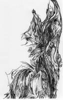 Death Knight by AveryKroft