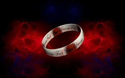 Free Your Dreams Ring