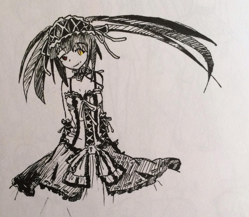 Kurumi by thePegasus-ponyPrime