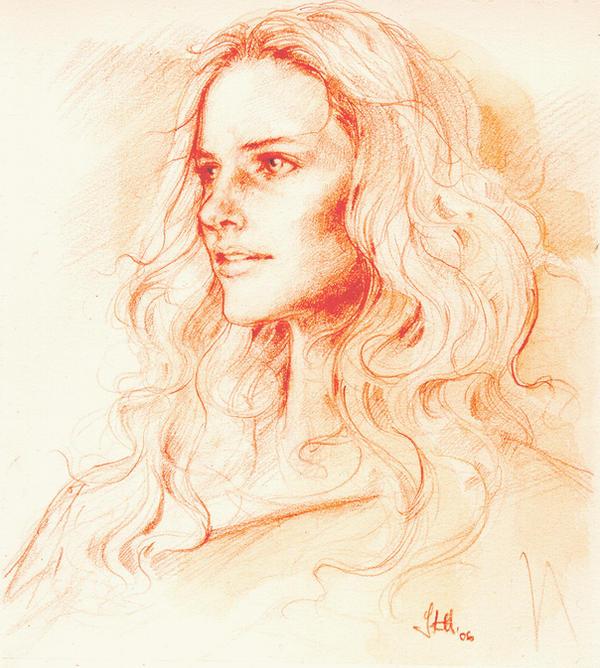 Sketch II by blackhair85