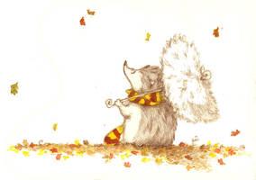 Autumn... by WinterImp