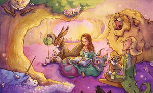 Wonderland Lullaby by WinterImp