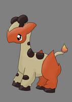 Giraflame by revenge101