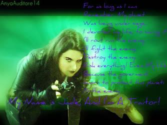 Jade's Cosplay: Jade is a Traitor by AnyaAuditore14