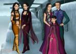 JE: Spirit Monk Family GOT