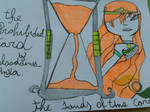 Sands of Time Card Drawning