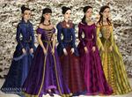 Jade Empire Ladies - Renaissance Version