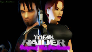 Tomb Raider: Beyond The Darkness Wallpaper by AnyaAuditore14