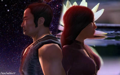 The Rogue and The Lotus - Jade Empire