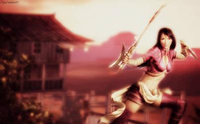 Wu The Lotus Blossom- Jade Empire