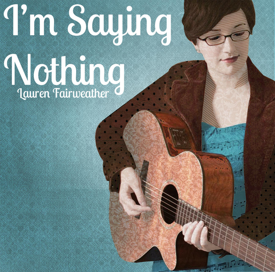 Lauren Fairweather CD Design 1 by gryfndrprefct347
