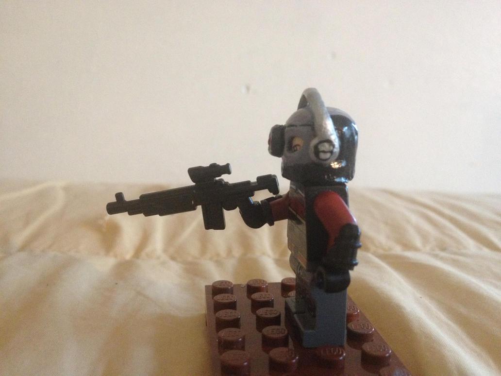 Lego Custom Deadshot (Arkham Origins Left) by Fx-Atarien12 ...