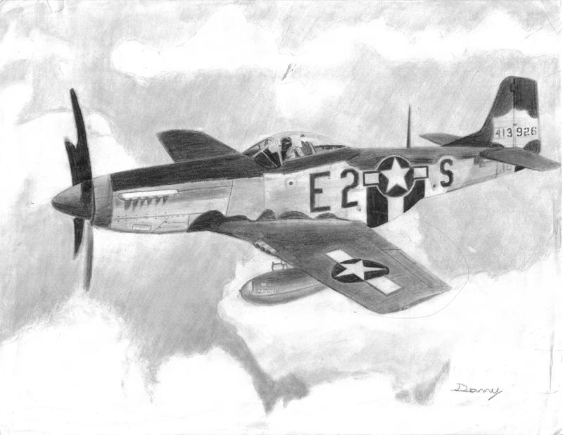 Mustang by Hells-Wingman