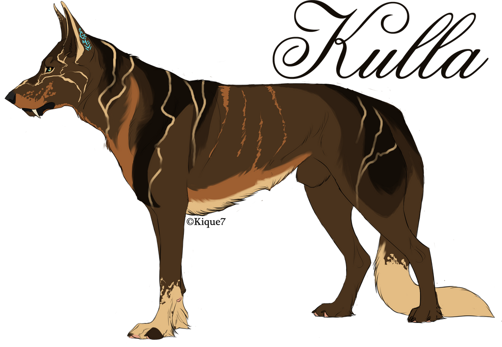 Kulla (shield wolf) by mariewolf-hors-fox