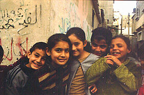 children of gaza by shady111
