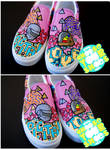 digital love shoes