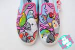 bird shoes