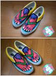 Monster Feet Shoes