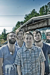 Band Promo Photo - From Aphony by KevinMaistros