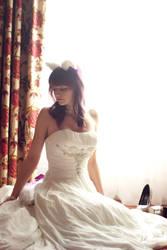 Wedding day kitten by Ashtaia