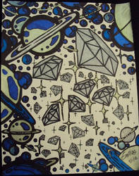 Space diamonds
