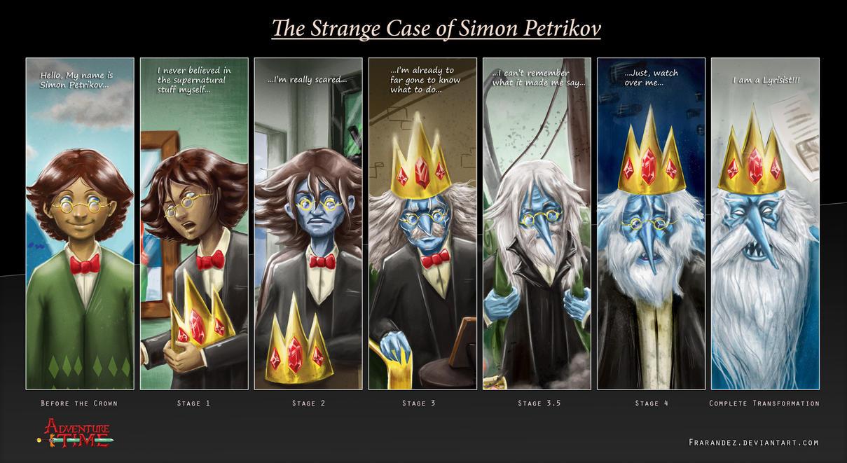 AT - The Strange Case of Simon Petrikov Final by Frarandez