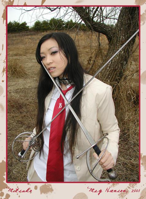 Yaya, Mitsuko 01 by phoxphoto