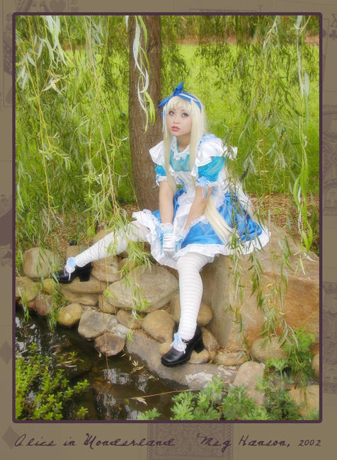 Yaya, Alice in Wonderland 01 by phoxphoto