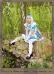Yaya, Alice in Wonderland 01