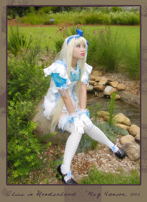 Yaya, Alice in Wonderland 02 by phoxphoto