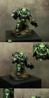 Salamander Space Marine 2