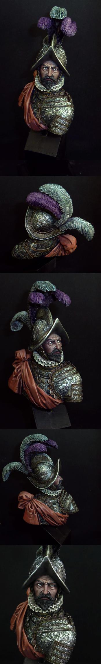 Spanish Admiral by MassIveVoodoo