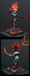 Fire Demon by MassIveVoodoo