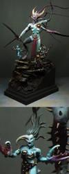 Disturbed Sin - detail views by MassIveVoodoo