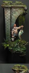 Jareck, the Demon Hunter by MassIveVoodoo