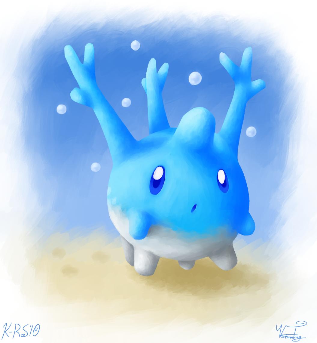 Pokemon Shiny Corsola Images | Pokemon Images