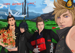 Happy Birthday Ignis - 2019!