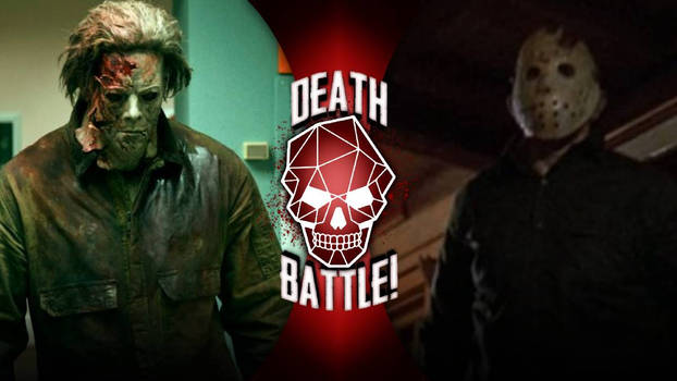 Michael Myers vs Jason Voorhees Death Battle