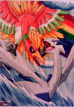 Lugia and Ho-Oh